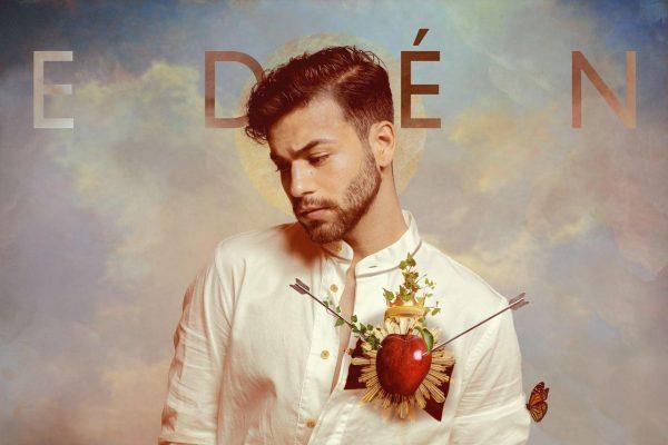 Agoney estrena la portada de 'Edén', disponible el 25 de agosto ...