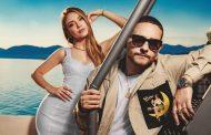 'A Un Passo Dalla Luna' de Rocco Hunt y Ana Mena, doble platino en Italia (140.000 unidades)