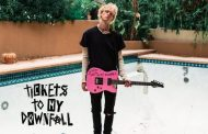 Machine Gun Kelly consigue su primer #1 en álbumes en los Estados Unidos, con 'Tickets to my Downfall'