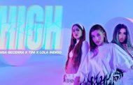 'High Remix' de María Becerra, TINI y Lola Indigo sube al #2 en Argentina, y sigue como #1 en la lista de artistas argentinos
