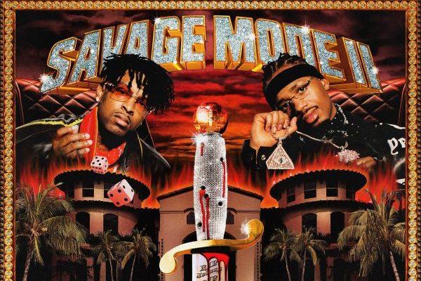21 Savage y Metro Boomin, #1 en álbumes en los Estados Unidos con 'Savage Mode II'