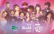 Rosana con 'La Vida es Bonita', encargada de la canción de la octava edición de 'Cadena 100 Por Ellas'