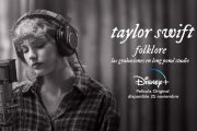 Taylor Swift estrenará en Disney Plus, 'Folklore: The Long Pond Studio Sessions'