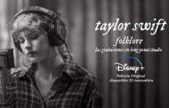 Taylor Swift estrenará en Disney Plus, 'Folklore: The Long Pond Studio Sessions'
