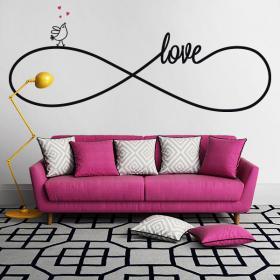 Vinilo Decorativo Sticker Love