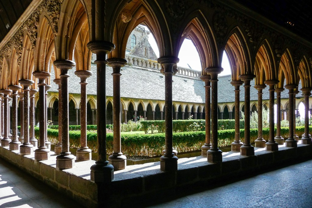 Mont St Michel, France, Travel Photography, Vin Images