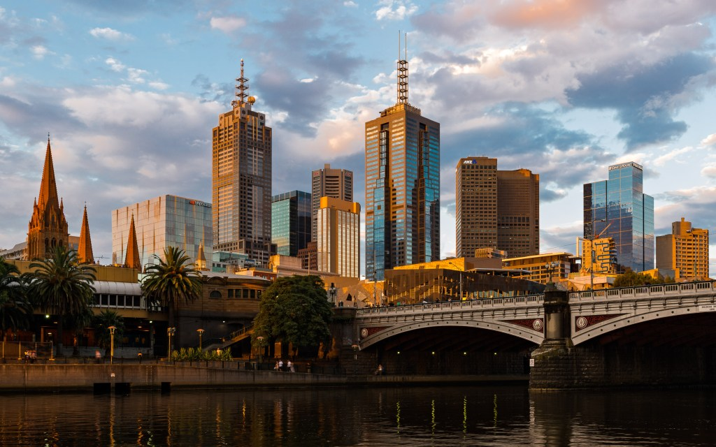 Melbourne, Australia, Travel Photography, Vin Images