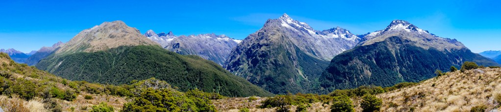 Routeburn Track, New Zealand, Travel Photography, Vin Images