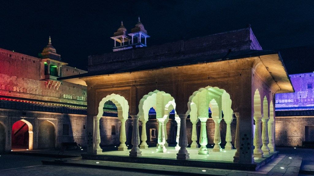Amer Fort, India, Travel Photography, Vin Images