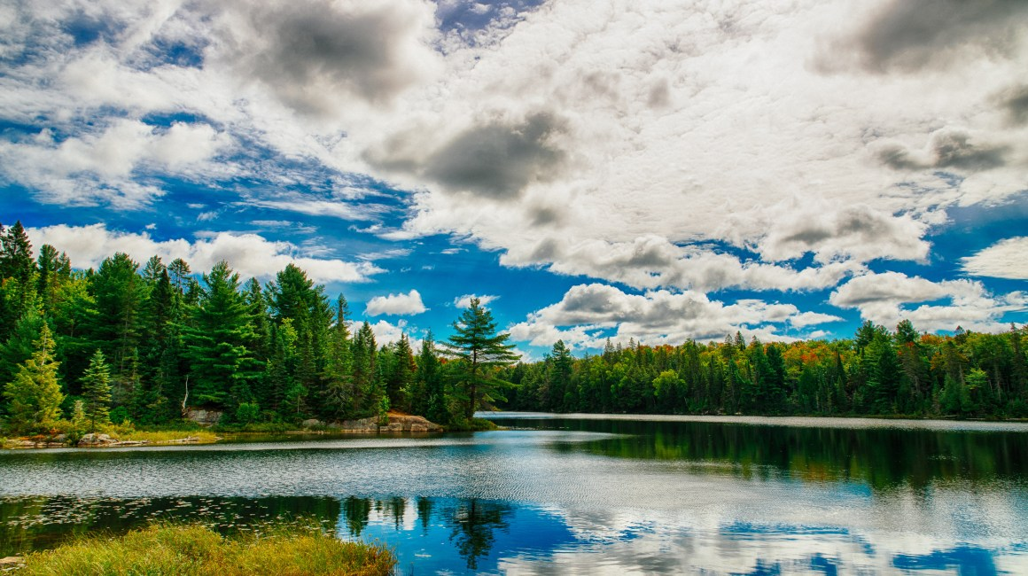 Algonquin Provincial Park, Canada, Travel Photography, Vin Images