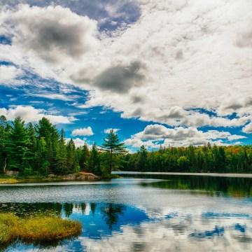Algonquin Provincial Park, Canada, Travel Photography, Vin Images