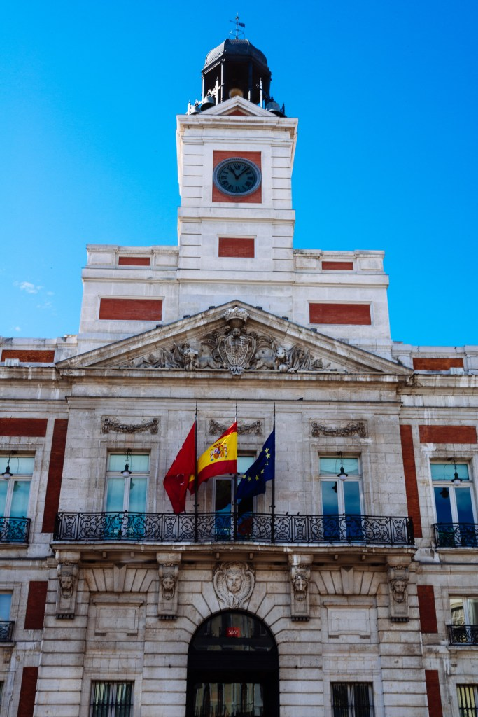 Madrid, Spain, Travel Photography, Vin Images