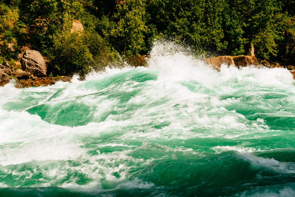 Niagara Falls, Canada, Travel Photography, Vin Images