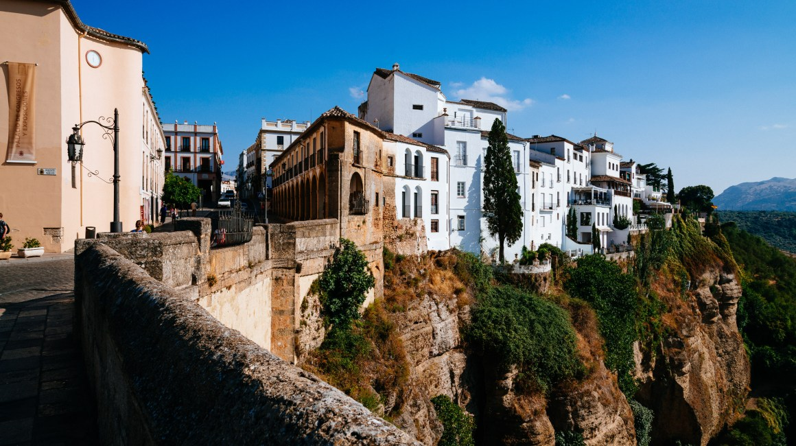Ronda, Spain, Travel Photography, Vin Images