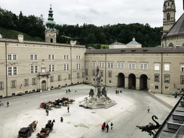 Salzburg, Austria, Travel Photography, Vin Images