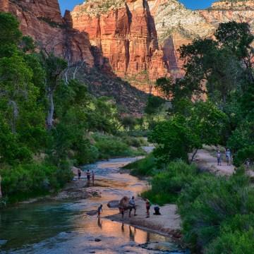 Zion, Travel Photography, U.S.A, Vin Images