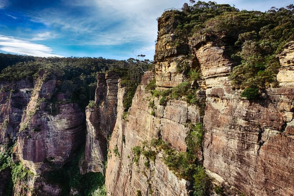 Blue Mountains, Australia, Travel Photography, Vin Images