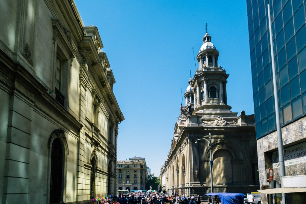 Santiago de Chile, Chile, Travel Photography, Vin Images
