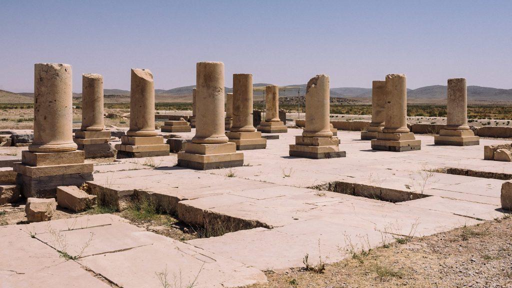 Persepolis, Iran, Travel Photography, Vin Images