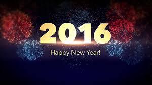 Bye bye 2015!