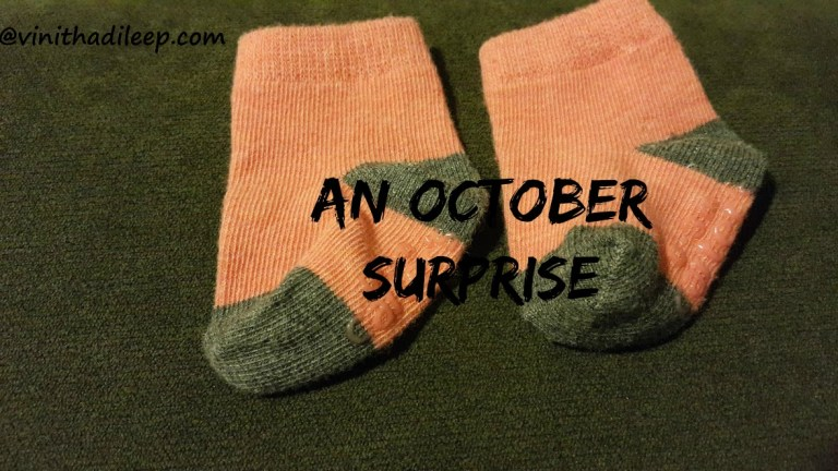 An October Surprise