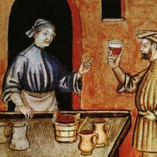 vignobles-médiéval