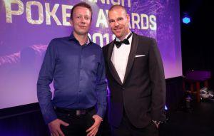 Viiden miljoonan taalan Patrik Antonius Vantaalta valittiin vuoden pokerinpelaajaksi