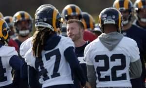 """Mikko Koikkalainen: """"Ramsilla tähtivoimaa, Patriotsilla Tom Brady"""""""