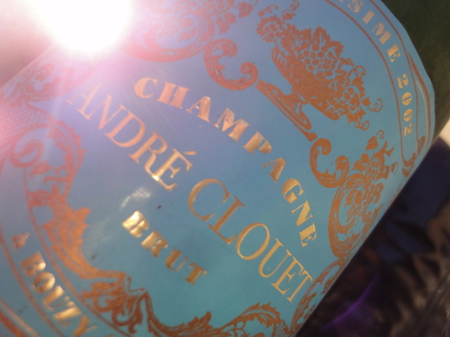 Champagne 2002 Andre Clouet