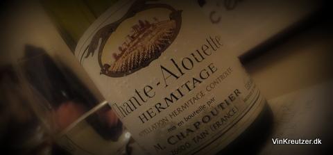 1996 M. Chapoutier, Chante-Alouette, Hermitage