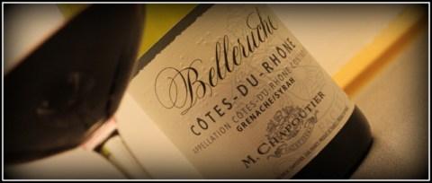 Belleruche - en god klassisk Cotes du Rhone