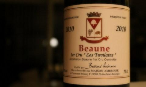 Saftig dejlig Bourgogne med personlig charme