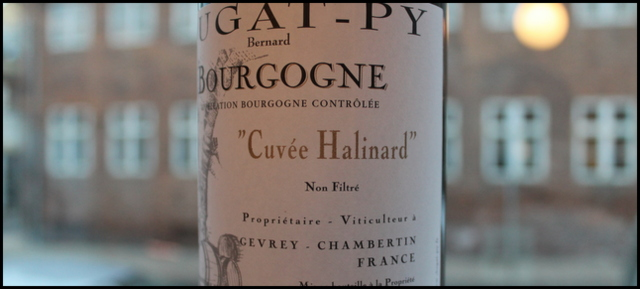 2010 Dugat-Py, Cuvée Halinard