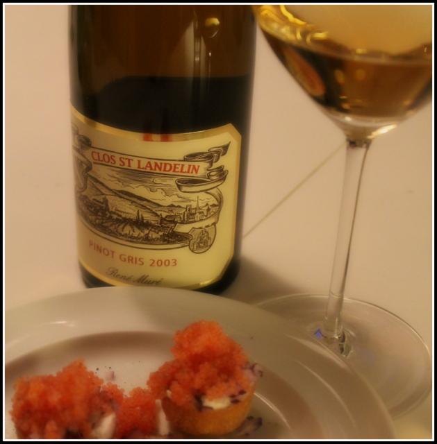 2003 René Muré, Clos St Landelin, Grand Cru Vorbourg, Pinot Gris, Alsace