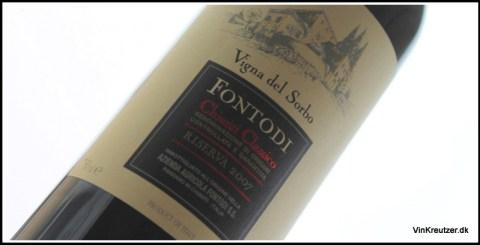 2007 Fontodi, Vigna del Sorbo, Riserva, Chianti Classico