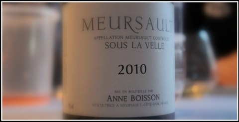 2010 Pierre Boisson, Meursault