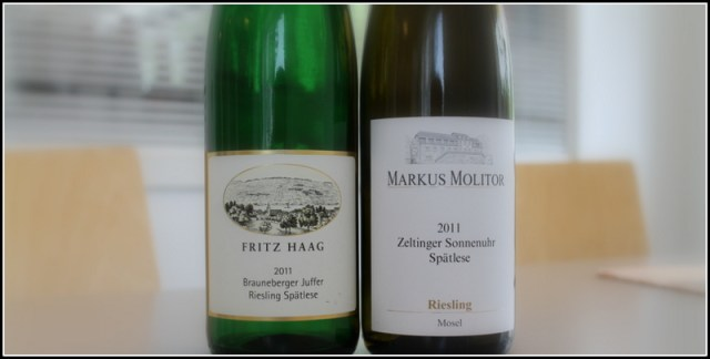 Mosel Spatlese Haag Molitor