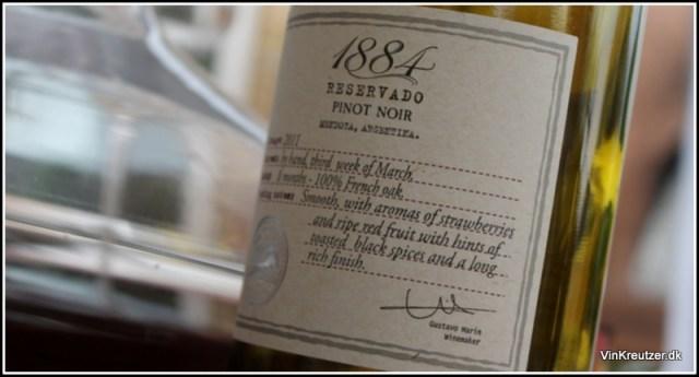 1886 Pinot Noir