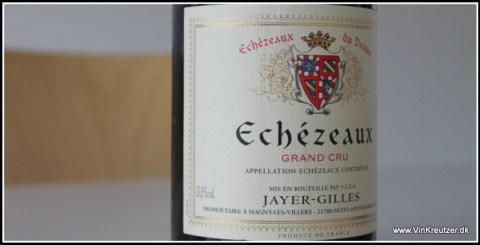 Jayer Gilles Echezeaux