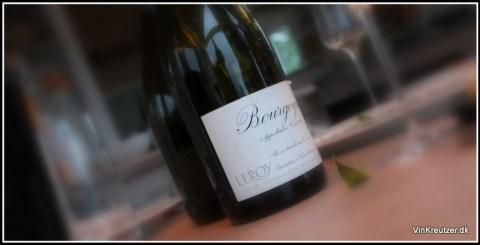 Leroy Bourgogne rouge