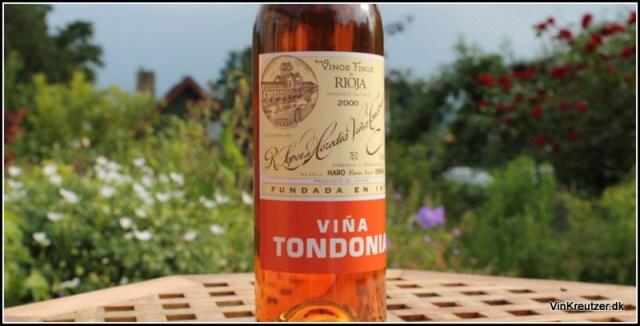 Tondonia rosé
