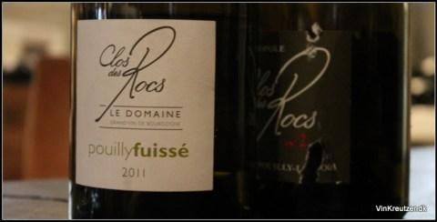2011 Domaine Clos des Rocs, Olivier Giroux, No.2, Pouilly-Loché