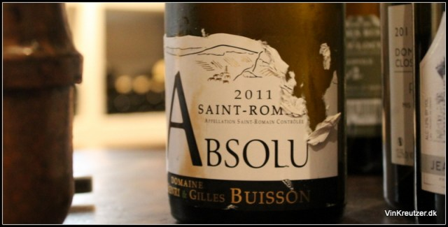 Absolu Bourgogne blanc