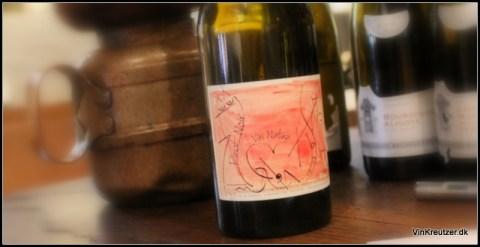 2011 Clos du Moulin Aux Moines, Vin Nature Rouge, Bourgogne