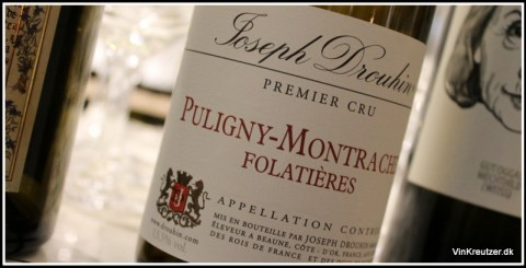 2005 Joseph Drouhin, Les Folatieres, Puligny-Montrachet