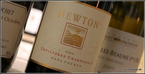 2006 Newton, Unfiltered Chardonnay, Napa County