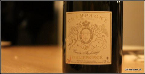 Champagne Prie