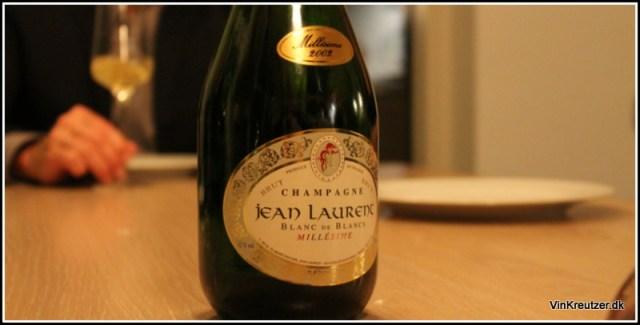 Champagne Jean Laurent