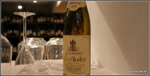 2004 Soalheiro, Alvarinho, Vinho Verde, Portugal