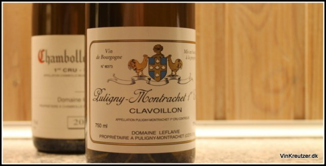 Puligny Domaine Leflaive